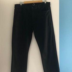 Men's black Joe Jeans